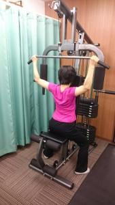 トレーニング